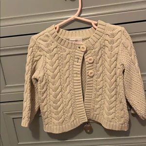 Hanna Andersson sweater size 80 (18-24 months)